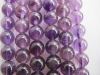 Amethyst Round beads 12 mm-middle purple amethyst beads