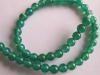 Green Agate 6 mm round beads-wholesale beads-jewelry beads-gemstone beads-loose beads-semi precious beads