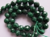 Green Jade 12 mm facet round beads-wholesale beads-jewelry beads-gemstone beads-loose beads-semi precious beads