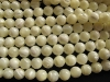 MOP Shell 8 mm round beads