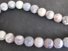 Porcelain Jasper 10 mm round beads