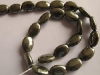 Pyrite puffy oval beads 13-18 mm-wholesale beads-jewelry beads-gemstone beads-loose beads-semi precious beads