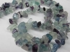 Rainbow Fluorite Chip Beads-Jewelry Beads-wholesale beads-jewelry beads-gemstone beads-semi precious beads-agate beads-crystal beads-troll beads