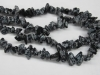 Snowflake Obsidian chip beads-wholesale beads-jewelry beads-gemstone beads-loose beads-semi precious beads